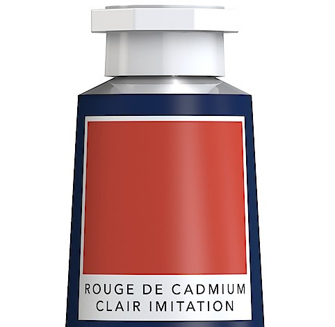 Cadmium red light hue Huile PR9