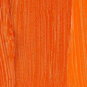 Cadmium red orange hue Finest artists' oils PO12