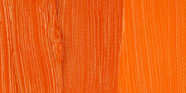 Cadmium red orange hue Finest artists' oils PO12