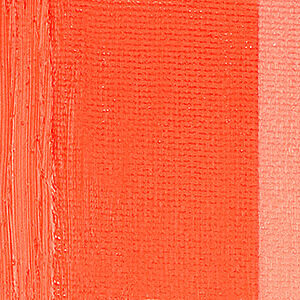 Cadmium red orange Finest artists' oils PO20