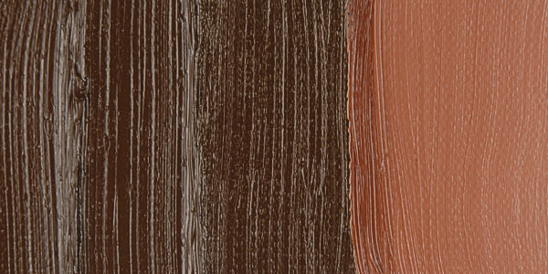 Madder Brown Artists` Oil Colours PBr23